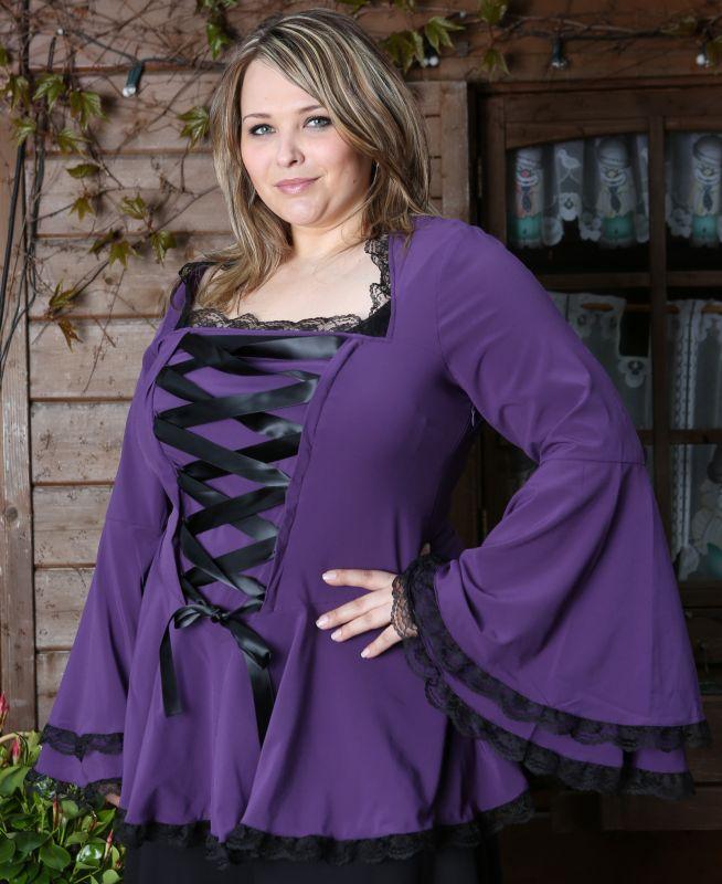 gothic kleider große größen